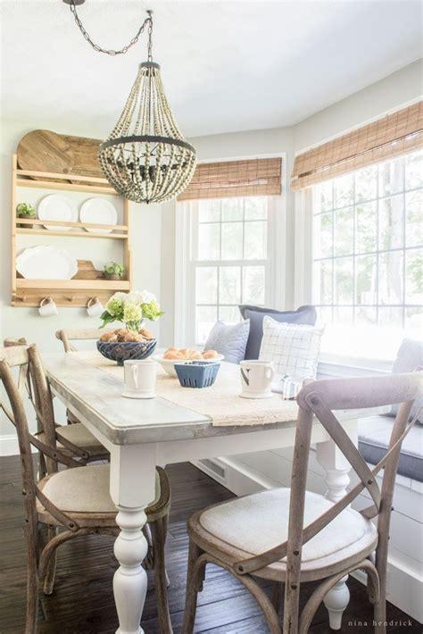 breakfast nook table ideas 25 best ideas about birch lane on pinterest buffet
