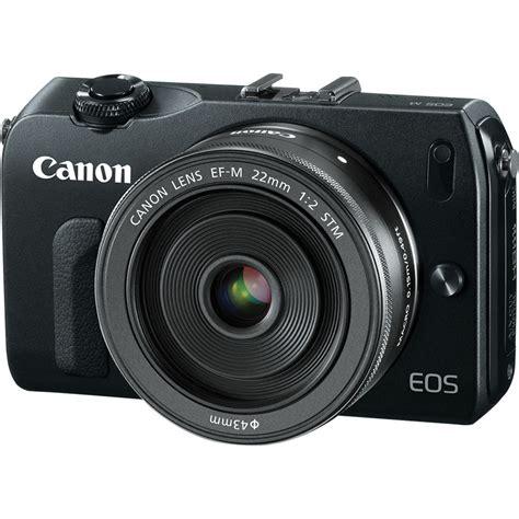 mirrorless lens canon eos m mirrorless digital with ef m 22mm 6609b033