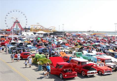 ocean scow vintage automobiles to cruise oc may 15 18 oceancity