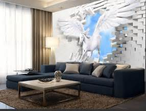 large murals for walls horse wall murals customize large wall paper mural modern