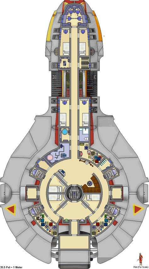 star wars ship floor plans 527 best images about sci fi layouts on pinterest