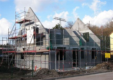 fertigteil massivhaus fertighaus massivbau 15 fertigteilhaus aus bl 228 hton