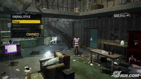 Saints Row 3 All Cribs by Row 2 X360 Ps3 Pc Beta Unseen64