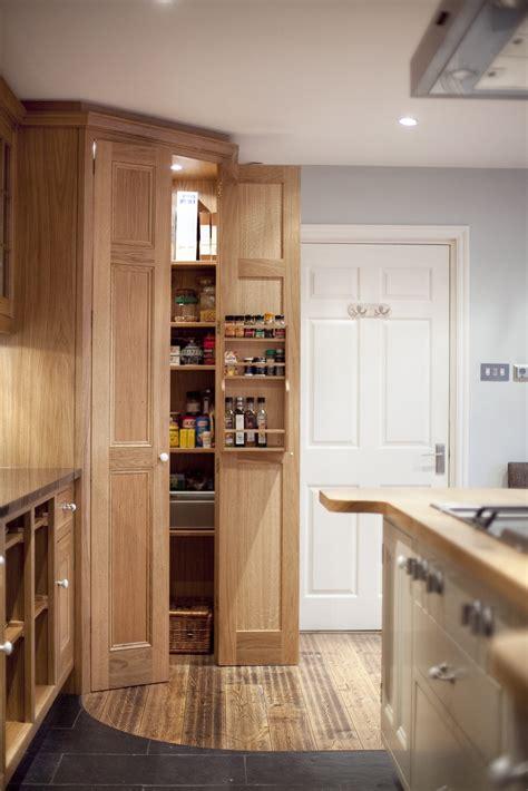 unique kitchen pantry ideas walk  corner  creative