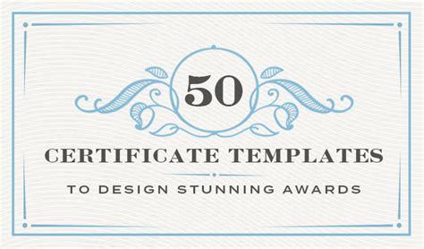 certificate of attendance seminar template certificate templates awards certificate template guest
