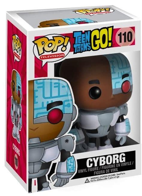 Funko Pop Original Dc Comics Go Terra Go Cyborg Pop Vinyl By Dc Comics