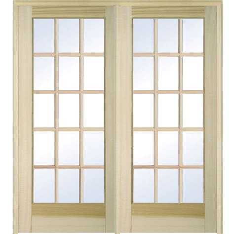 Home Depot Interior Wood Doors french doors interior amp closet doors the home depot