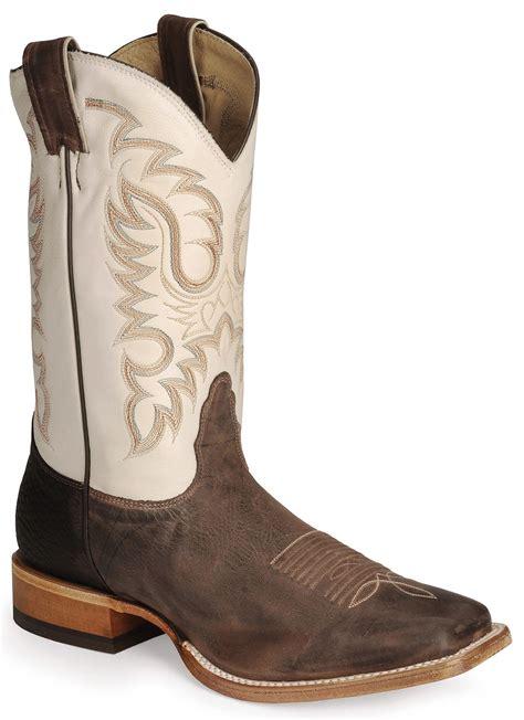 vintage cowboy boot l nocona legacy series vintage cowboy boot square toe