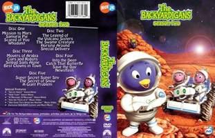 Backyardigans Season 2 The Backyardigans Season Two Tv Dvd Custom Covers