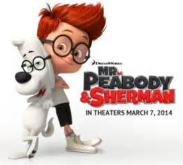 Mr peabody amp sherman 3d two paws up amp a lot of tail wagging