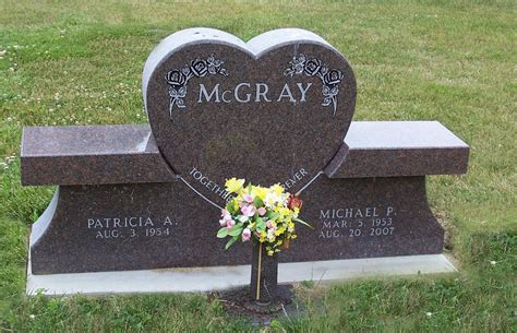 heart bench heart bench granite memorials direct
