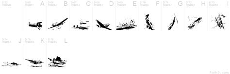 world war 2 typography world war ii warplanes 2 font