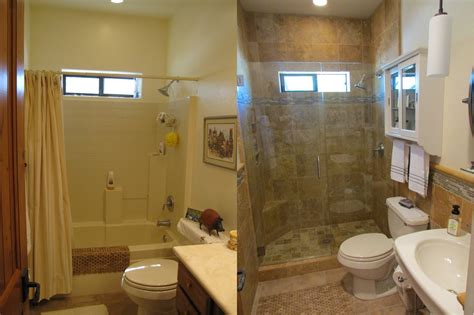 Ideas For Small Bathrooms Makeover by Smart Ideas Small Bathroom Makeover Home Ideas Collection