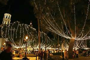 st augustine lights for time jacksonville business promotes tourism