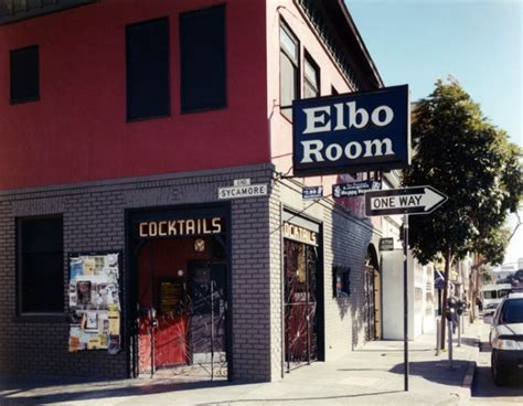 The Elbo Room Sf by The Boy Mechanic San Francisco Kaucyila