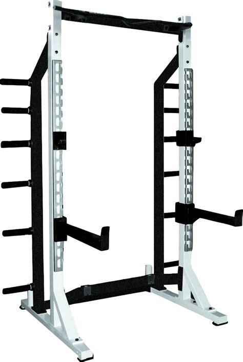 Half Rack Weight Set by Sts Self Standing Half Rack York Barbell