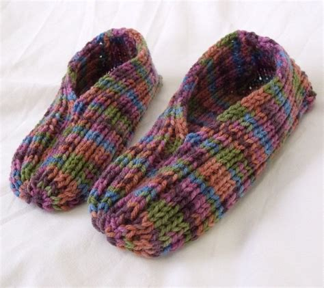 how to knit slippers my grandmother used to always make these i want a pair