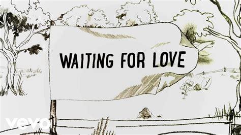avicii waiting  love lyric video youtube