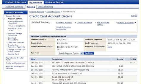 Sle Credit Card Statement 7 Reasons To Go Through Your Credit Card Statement Every Month Refresh Financial