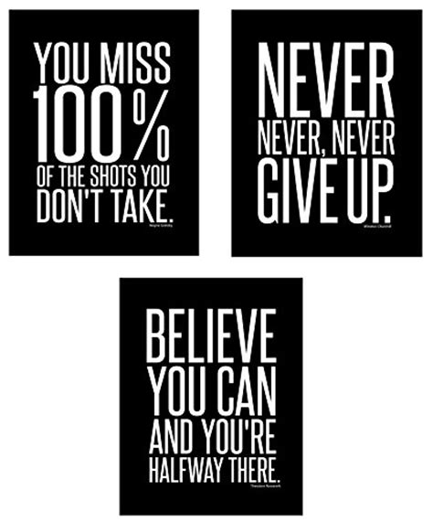 Home Decorator Collection Rugs motivational inspirational famous quotes wall art posters