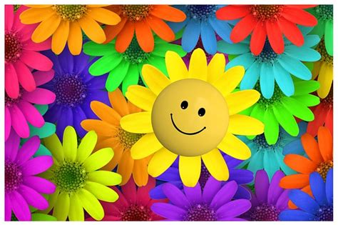 Colors And Their Moods spring flowers links paper gifts for estefany