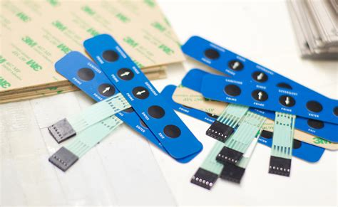 membrane switch manufacturer custom membrane keypads