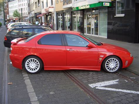 alfa romeo 156 18 best photos and information of