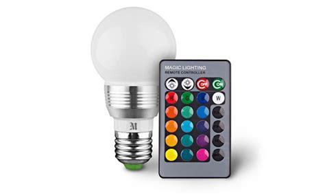 Massimo Retro Led Color Changing Light Bulbs 1 Pack