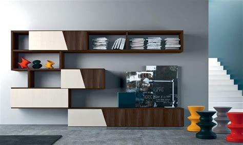 librerie pareti attrezzate pareti attrezzate librerie e soggiorni moderni alpe