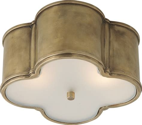 Visual Comfort Flush Mount Small Basil Flush Mount