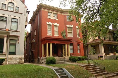 Old Louisville House My Old Kentucky Home Pinterest