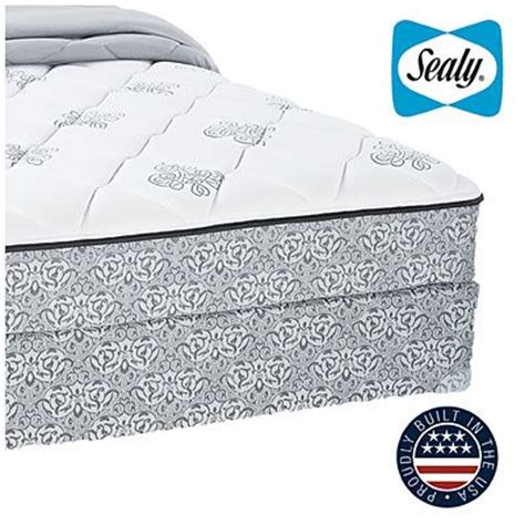 Big Lots Mattresses by Sealy 174 Bakersfield Plush Mattress Box Set At Big Lots For The Home