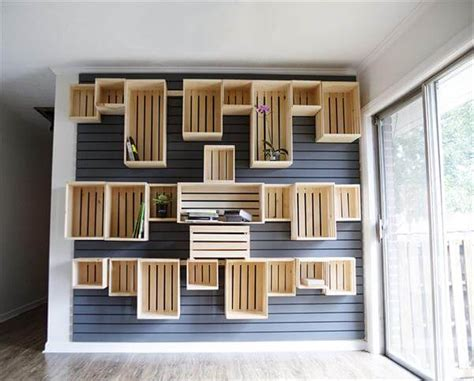 crate furniture diy diy wooden crate and pallet furniture projects 99 pallets