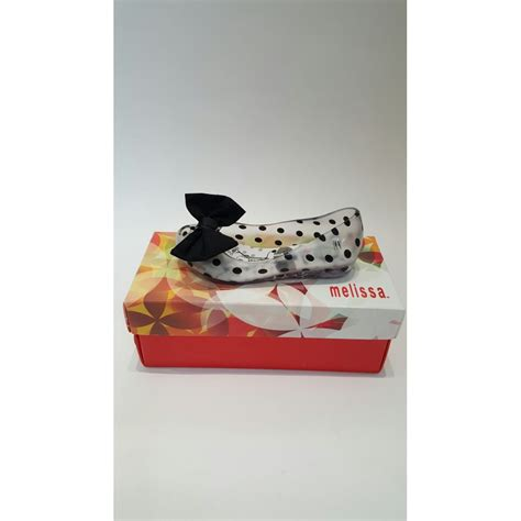 ultragirl bow minnie mouse clear and black shoes