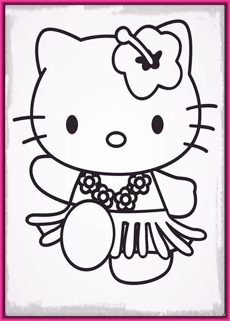imagenes originales de hello kitty dibujos de hello kitty navidad para colorear archivos