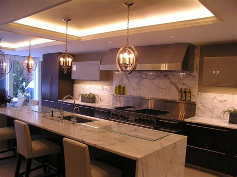 Ceiling Soffit Lighting by 10 Best Images About Kitchen Design Lighting Options On