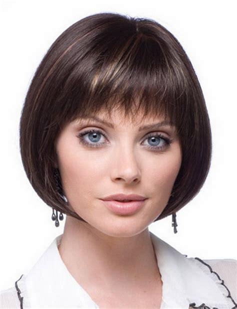 8inch highlights brown modern short haircuts cheap bob
