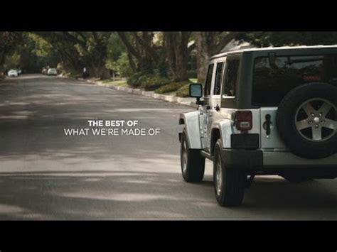 Superbowl Jeep Commercial Jeep Makes A Bowl Ad That S Impossible To Make Of