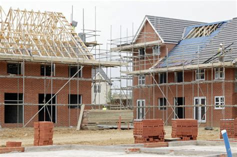new home build government targets house building with new measures