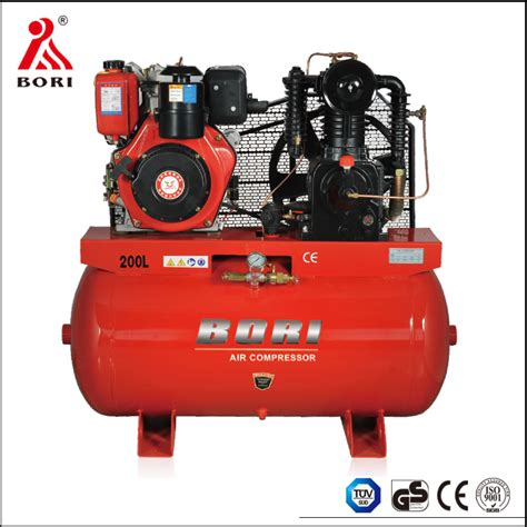 20 year factory wholesale diesel engine driven air compressor buy diesel engine driven air