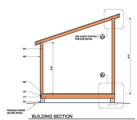 Building A Lean To Shed Plans by Top 25 Ideas About Lean To Shed On Lean To