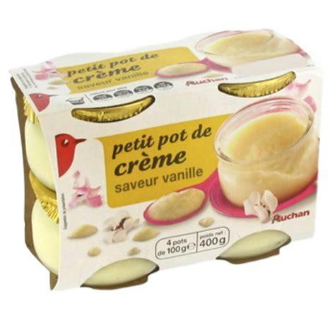 Maison Du Monde Bebe 3951 by Creme Saveur Vanille Auchan 4x100g Drive Auchan