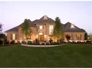 Luxury Walkout Basement Home Plans Plantation Grove Luxury Home Walkout Basement Luxury Houses And Tudor House