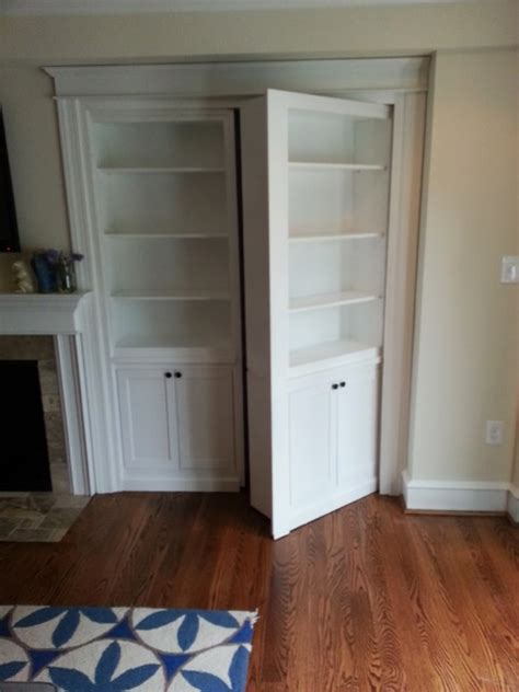 Hidden Door Cabinetry