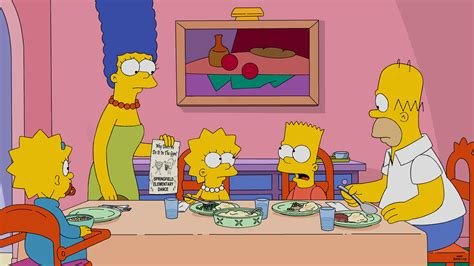 Classic Dining Room Tables by How An Episode Of The Simpsons Is Made The Verge