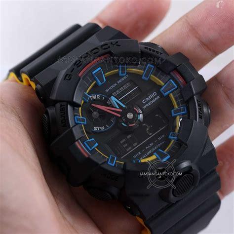 Casio G Shock Ga 1 000 1 Hitam harga sarap jam tangan g shock ga 700se 1a9 hitam kuning neon