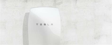 australia will be getting tesla s new powerwall batteries
