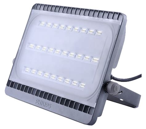 Lu Led Philips Berapa Watt bvp161 led90 nw 100w 220 240v wb grey kr essential smartbright led philips lighting