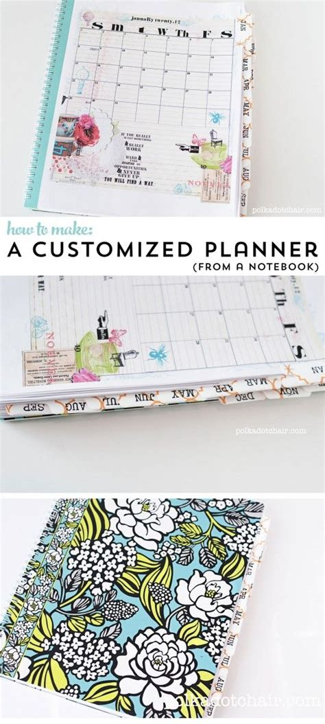 sketchbook hack easy diy planner sketchbook sketch books planners and