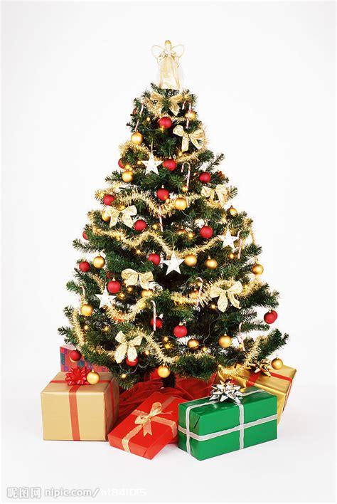 圣诞树摄影图 节日庆祝 文化艺术 摄影图库 昵图网nipic com